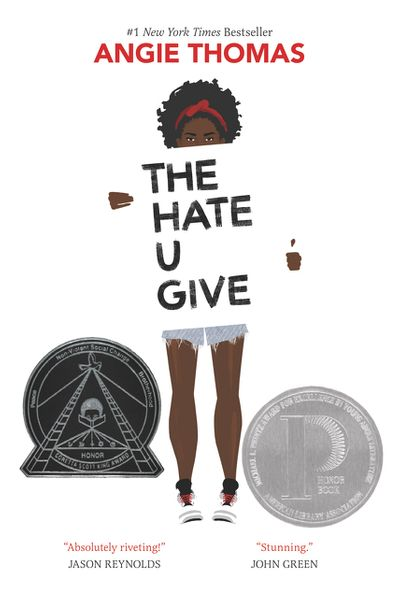 We are currently reading The Hate U Give
