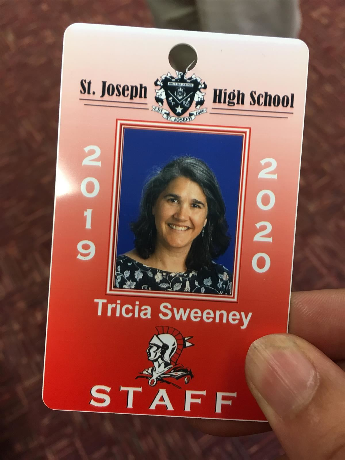 Ms. Tricia Sweeney